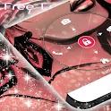 Free Lock Pink icon