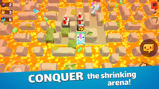Battle Bombers Arena screenshot 2