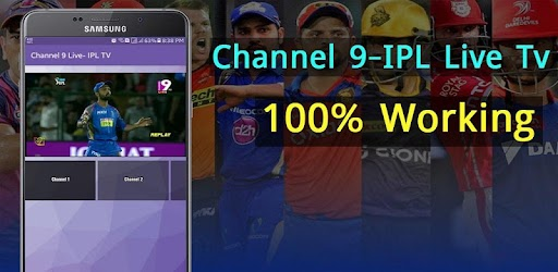 IPL TV - Channel 9 Live 3 0 apk download for Android • com