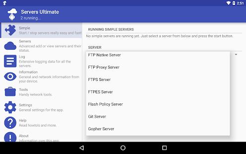 Servers Ultimate Pro Screenshot 19
