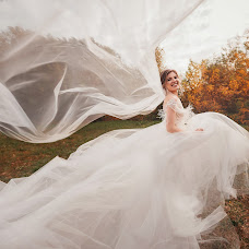 Wedding photographer Olga Nikolaeva (avrelkina). Photo of 23.09.2018