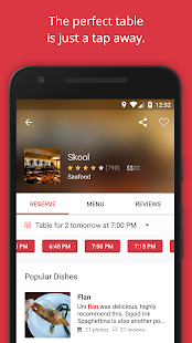 OpenTable: Restaurants Near Me Screenshot 3