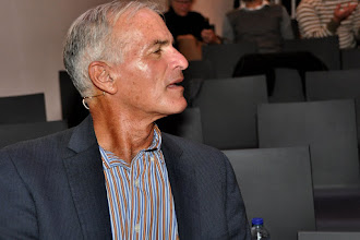 Photo: Norman Finkelstein, Amerikaans politicoloog en publicist