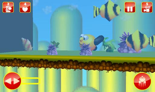 【免費街機App】鮑勃橙 -  3D平台遊戲-APP點子