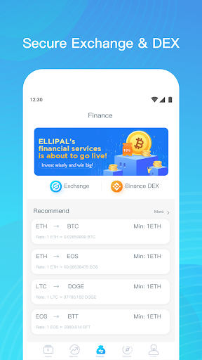 ELLIPAL-The Cold Wallet 2.0 - screenshot