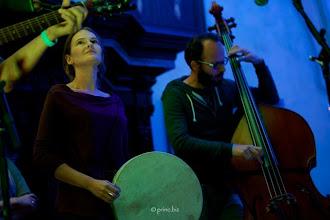 Photo: GRABŠTEJN WORLD FEST 2014Katka a Bára Garcia & KON SIRA