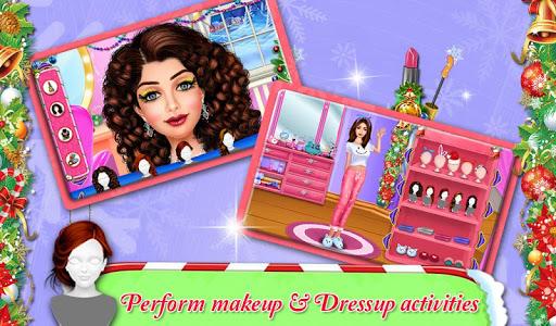 Christmas Pajama Party : Girls Pj Nightout Game 1.0.3 screenshots 4