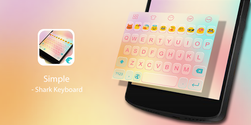 Emoji Keyboard-Simple
