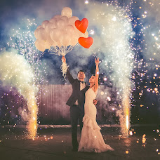 Wedding photographer Maksim Petrov (spitfire). Photo of 06.09.2014