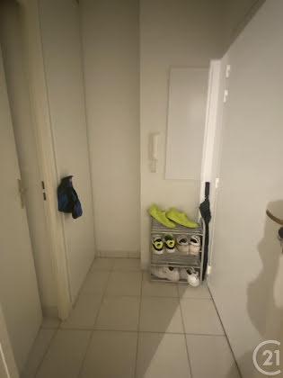 Vente appartement 2 pièces 44,95 m2