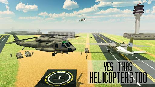 Army Criminals Transport Plane apklade screenshots 2