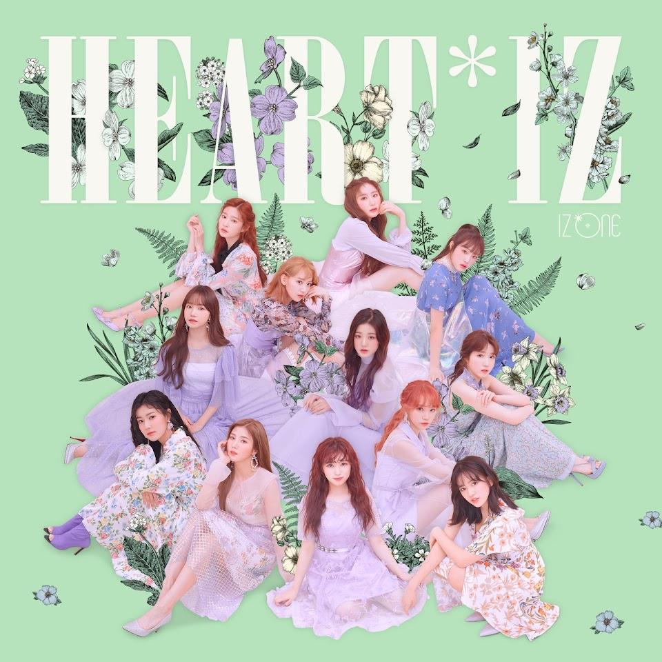 top girl groups_heart*iz