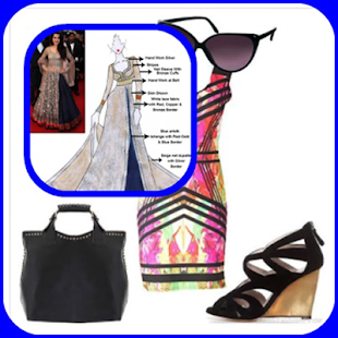 Design your own outfit - náhled