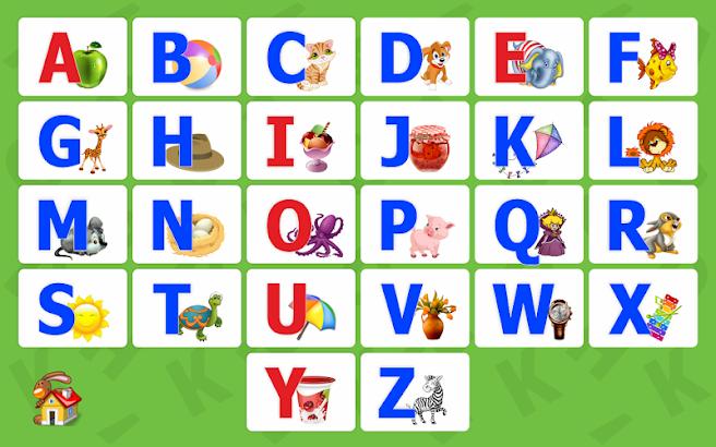 Alphabet for kids (ABC)- screenshot thumbnail