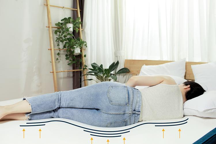 Nệm Ru9 giúp bạn ngủ ngon bốn mùa