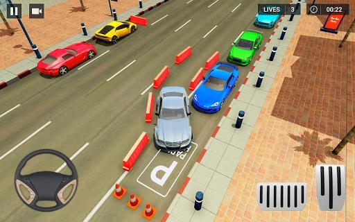 Code Triche mau00eetriser voiture parking la manie 2019 APK MOD screenshots 5
