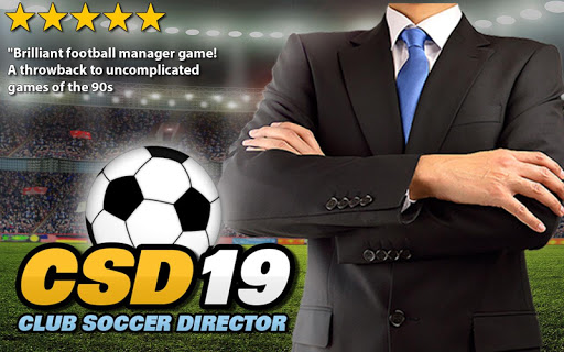 Club Soccer Director 2019 - Soccer Club Management 2.0.25 screenshots 9