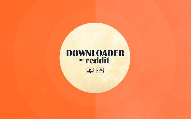 Downloader For Reddit