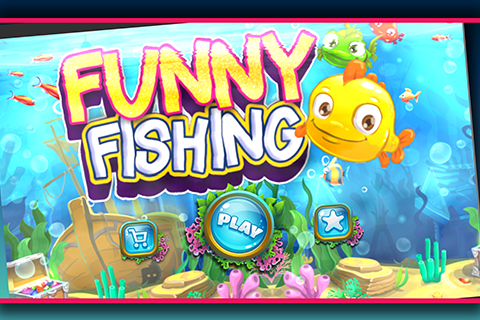 Funny Fishing 1.2 screenshots 1