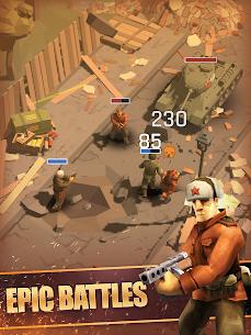 Last War: Shelter Heroes. Survival game MOD APK [Mod Menu] 8
