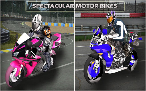 Racing Moto : Super Bike 3D