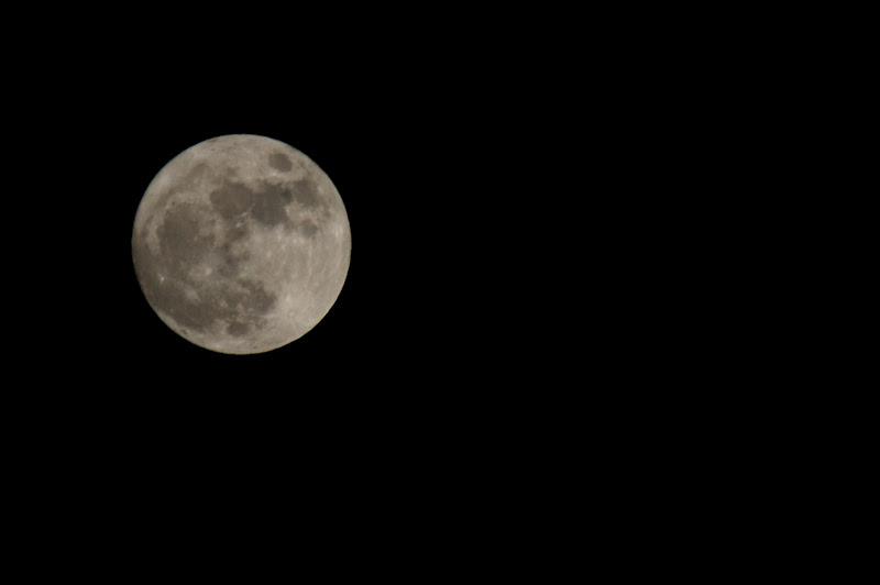 Moon di Edoardo Lidano