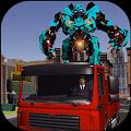 Real Robot Transport