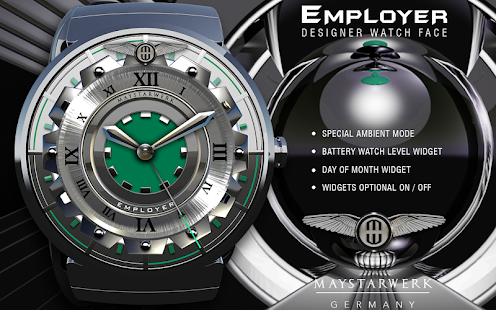 Employer Watch Face- screenshot thumbnail