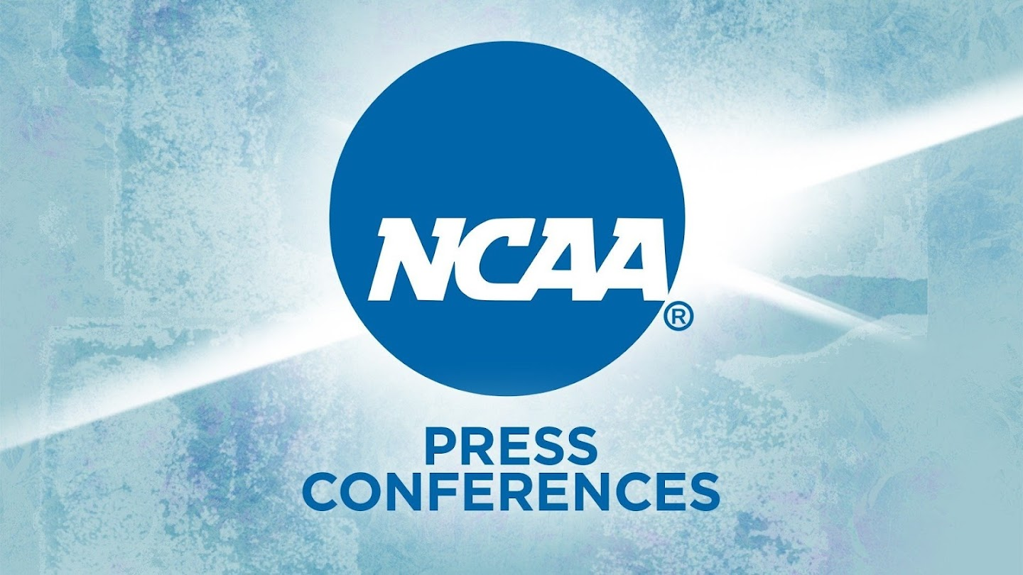 Watch NCAA Press Conferences live
