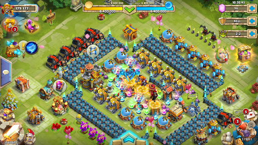 Castle Clash: u0e25u0e35u0e01u0e02u0e31u0e49u0e19u0e40u0e17u0e1e 1.6.5 screenshots 12