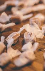 Soft Spiced Caramel Chews