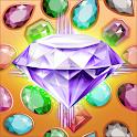 Diamond Dash 3 Match Game icon