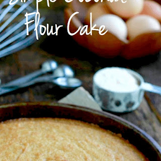 Coconut Flour Cake Recipes.