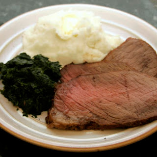 Easy Beef Round Tip Roast Recipe