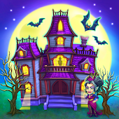 Monster Farm: Happy Ghost Village & Witch Mansion