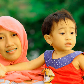 My Sister by Rizal Marsa - People Family (  )