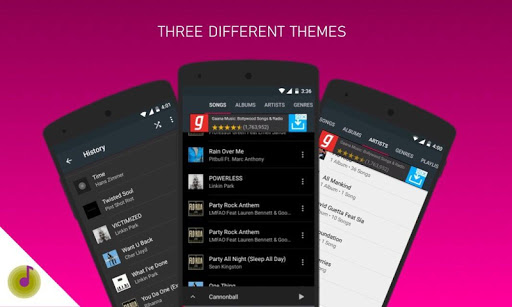 Music Player - Mp3, Themes, Equalizer app (apk) free