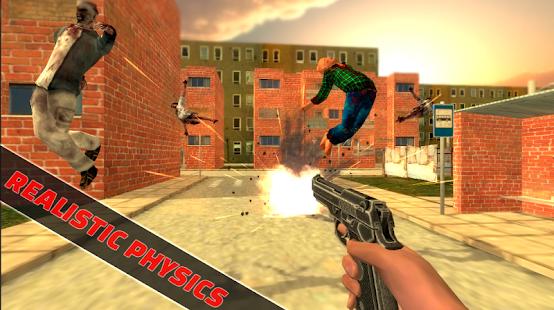 Zombie Raiders Survival Screenshot