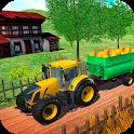 Real Farming Tractor 2020 icon