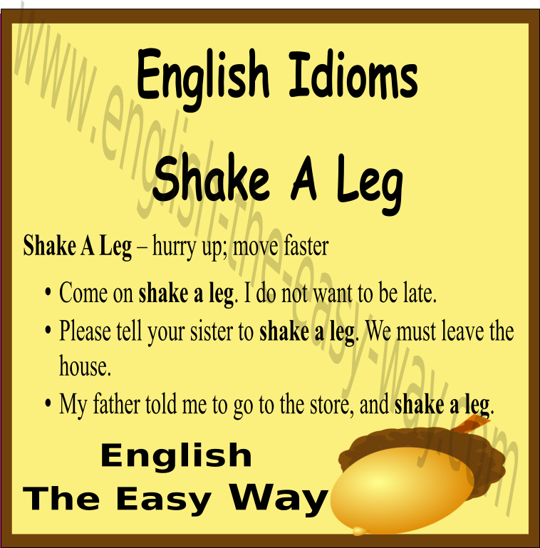 English The Easy Way- screenshot