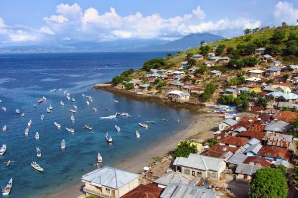 Pulau Solor Flores