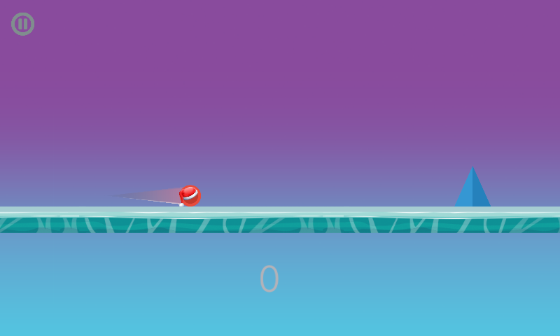 android Jumpy Ball Screenshot 0