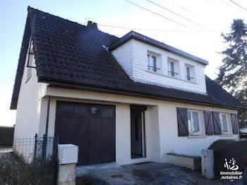maison à Beauchamps (80)