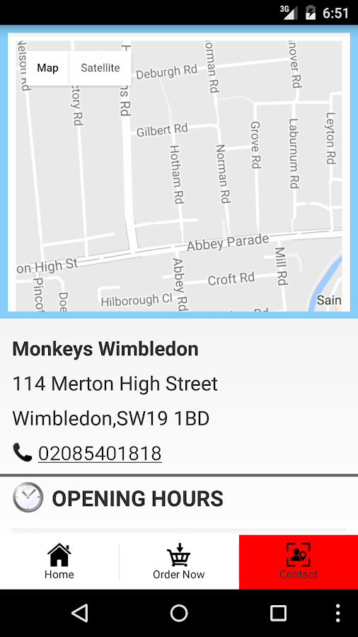 Monkeys Wimbledon- screenshot