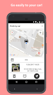 Find MyCAR- screenshot thumbnail