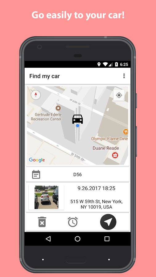 Find MyCAR- screenshot