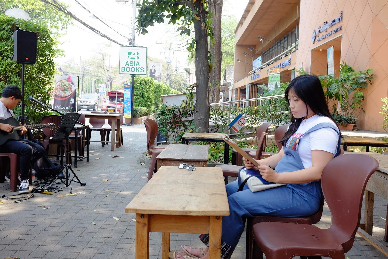 清邁 Trailer Coffee