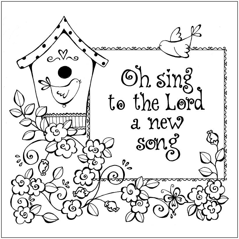 Image result for free christian coloring pages