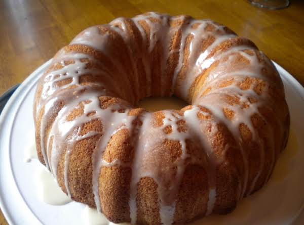 Granny Thomas' Man's Cake