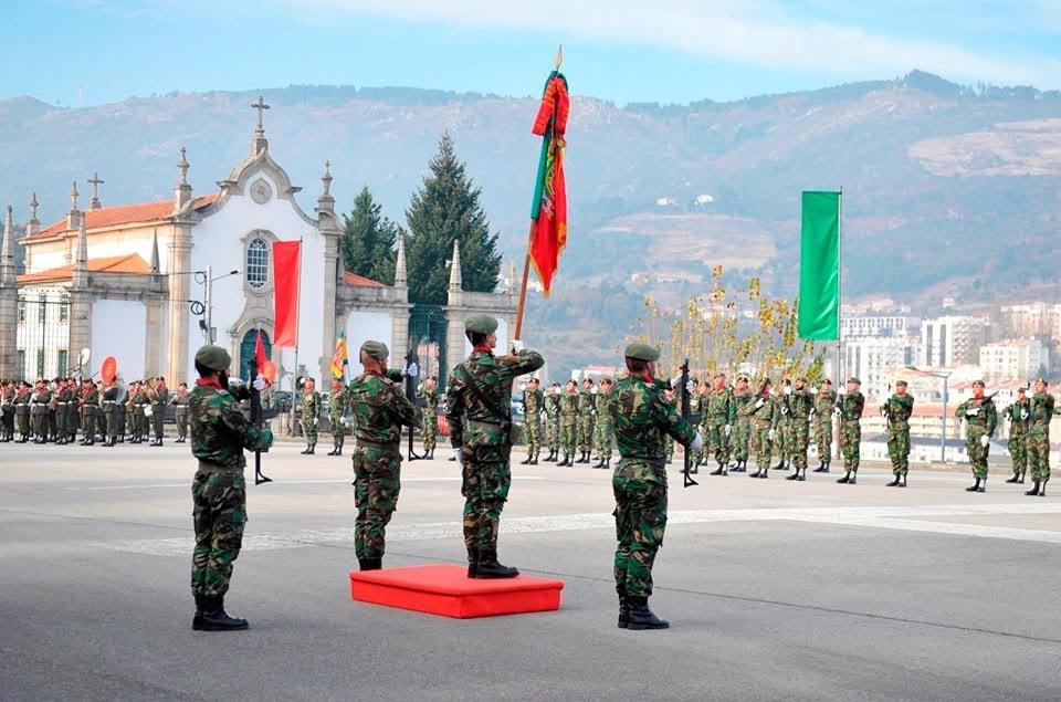 AVISO: Exercícios Militares do CTOE em Lamego